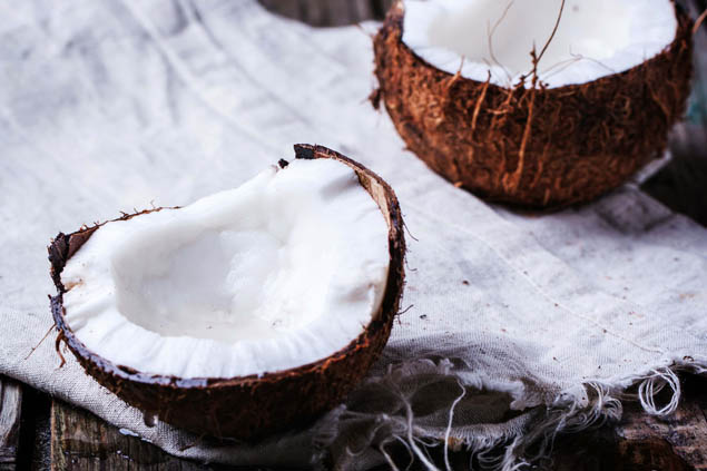 Improve Digestion (With Coconut)